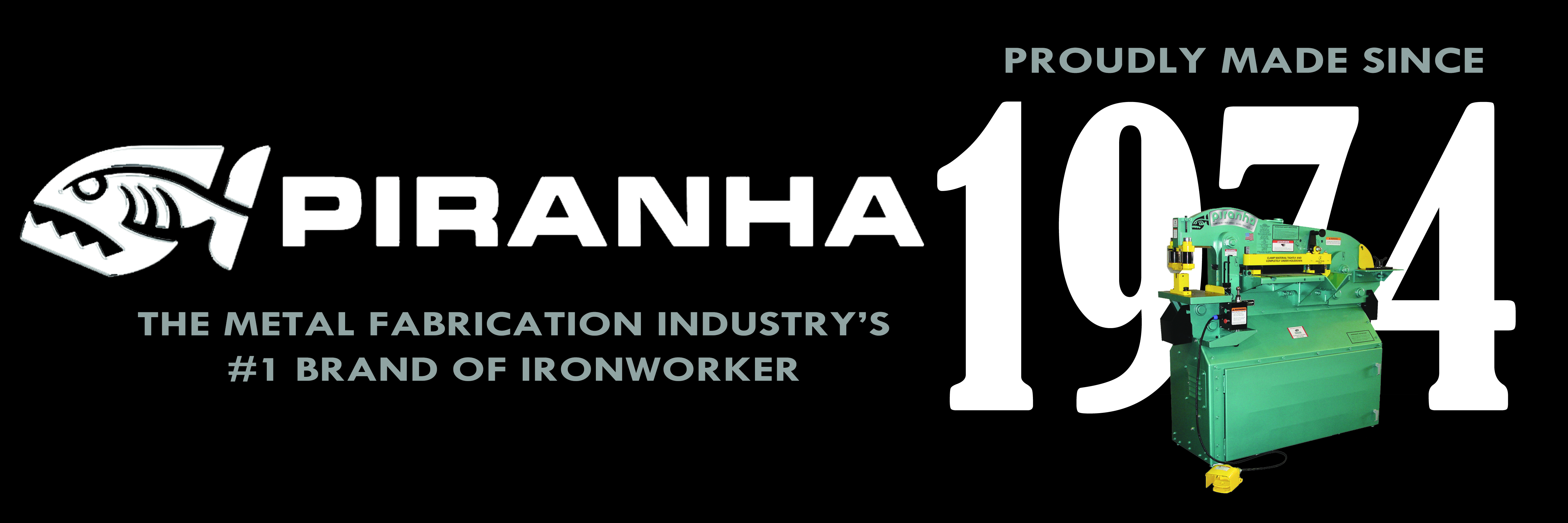 Ironworker Archives | Fox Machinery Associates